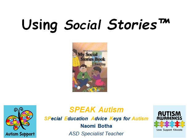 Social Stories Training